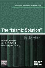 "The ""islamic solution"" in Jordan"