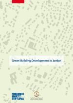 Green building development in Jordan