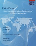Reforming the civil-military relationship in Kurdistan (Peshmerga)