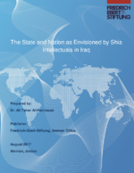 The state and nation as envisioned by Shia intellectuals in Iraq