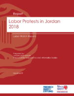Labor protests in Jordan 2018