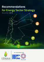 Recommendations for energy sector strategy
