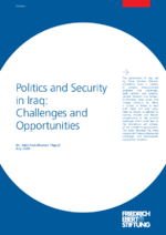 Politics and security in Iraq