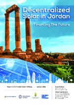 Decentralized solar in Jordan