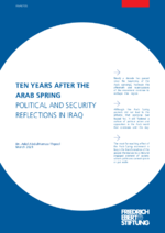 Ten years after the Arab spring