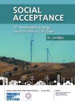 Social acceptance of renewable energy sources versus oil shale in Jordan